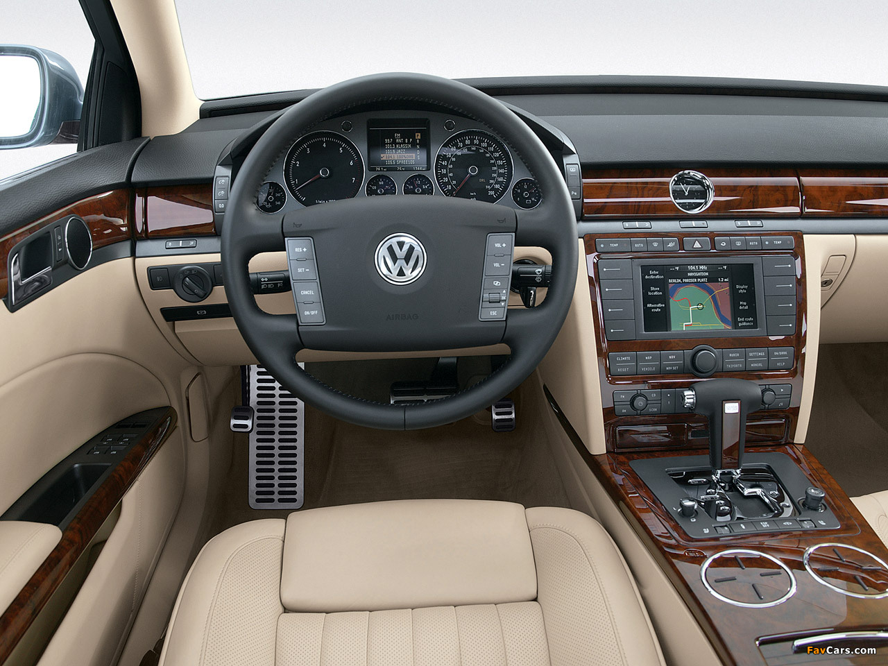 Photos Of Volkswagen Phaeton V10 Tdi 2002 07 1280x960
