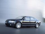 Photos of Volkswagen Phaeton V6 TDI 2002–07