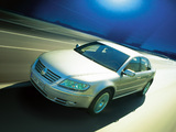 Photos of Volkswagen Phaeton W12 2002–07