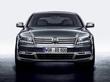 Photos of Volkswagen Phaeton V8 2010
