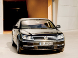Photos of Volkswagen Phaeton W12 2010