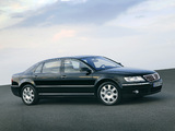 Pictures of Volkswagen Phaeton Long 2002–07