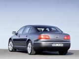 Pictures of Volkswagen Phaeton V8 2002–07