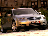 Pictures of Volkswagen Phaeton V8 US-spec 2002–07