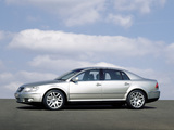 Pictures of Volkswagen Phaeton W12 2002–07