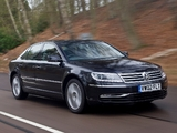 Pictures of Volkswagen Phaeton V6 TDI UK-spec 2010