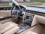 Pictures of Volkswagen Phaeton V8 Long 2010