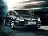 Pictures of Volkswagen Phaeton V8 2010