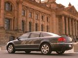 Volkswagen Phaeton W12 US-spec 2002–07 images