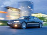 Volkswagen Phaeton V6 TDI 2002–07 images
