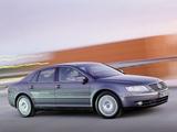 Volkswagen Phaeton V8 2002–07 images