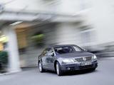 Volkswagen Phaeton V8 2002–07 photos