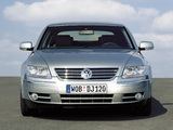 Volkswagen Phaeton W12 2002–07 photos