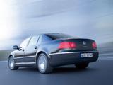 Volkswagen Phaeton V6 TDI 2002–07 pictures