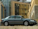 Volkswagen Phaeton V10 TDI UK-spec 2002–07 wallpapers