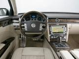 Volkswagen Phaeton V8 2007–10 pictures