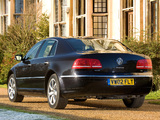 Volkswagen Phaeton V6 TDI UK-spec 2010 images