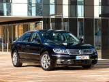 Volkswagen Phaeton V6 TDI UK-spec 2010 photos