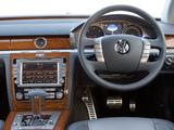Volkswagen Phaeton V6 TDI UK-spec 2010 pictures