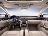 Volkswagen Phaeton V8 2010 pictures