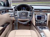 Volkswagen Phaeton V8 Long 2010 wallpapers