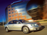 Volkswagen Phaeton W12 2002–07 wallpapers