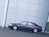 Volkswagen Phaeton V6 TDI 2002–07 wallpapers