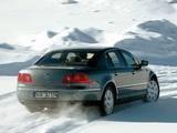 Volkswagen Phaeton V8 2002–07 wallpapers