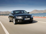 Volkswagen Phaeton V8 2007–10 wallpapers