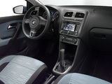 Images of Volkswagen Polo BlueMotion Prototype (Typ 6R) 2009