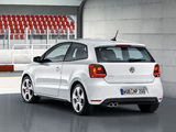 Images of Volkswagen Polo GTI 3-door (Typ 6R) 2010