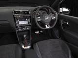 Images of Volkswagen Polo GTI 3-door AU-spec (Typ 6R) 2010