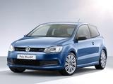 Images of Volkswagen Polo BlueGT 3-door (Typ 6R) 2012