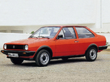 Photos of Volkswagen Polo Classic (II) 1985–90