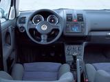Photos of Volkswagen Polo 3-door (Typ 6N2) 1999–2001