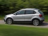 Photos of Volkswagen CrossPolo (Typ 6R) 2010