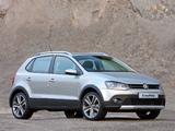 Photos of Volkswagen CrossPolo ZA-spec (Typ 6R) 2010
