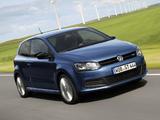 Photos of Volkswagen Polo BlueGT 3-door (Typ 6R) 2012