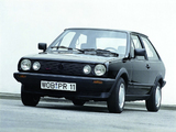 Pictures of Volkswagen Polo G40 (II) 1987–88