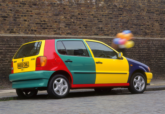 Pictures Of Volkswagen Polo Harlekin Uk Spec Typ 6n 1995 96