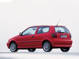 Pictures of Volkswagen Polo GTI (III) 1995–99