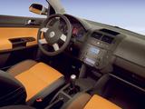 Pictures of Volkswagen CrossPolo (Typ 9N3) 2006–09