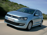 Pictures of Volkswagen Polo BlueMotion Prototype (Typ 6R) 2009