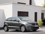 Pictures of Volkswagen Polo 3-door (V) 2009