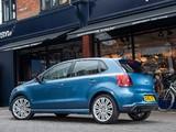 Pictures of Volkswagen Polo BlueGT 5-door UK-spec (Typ 6R) 2013