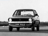 Volkswagen Polo (I) 1975–79 images