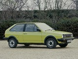 Volkswagen Polo Coupe UK-spec (Typ 86C) 1981–90 photos