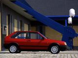Volkswagen Polo G40 UK-spec (IIf) 1991–94 photos