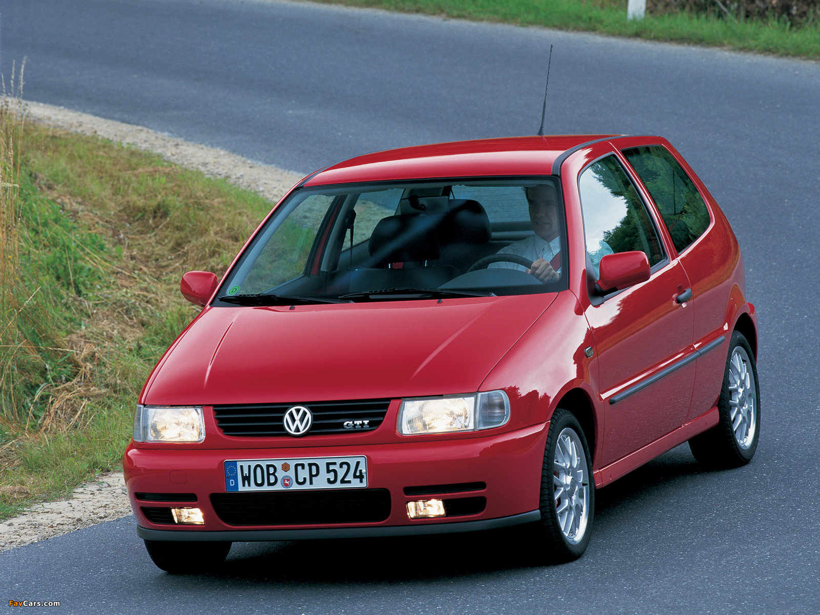 volkswagen polo gti iii 1995 99 pictures 1600x1200. Black Bedroom Furniture Sets. Home Design Ideas