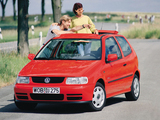 Volkswagen Polo Open Air (Typ 6N) 1995–97 pictures